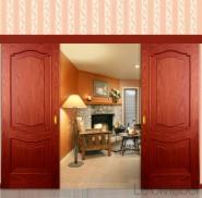 """Двери """"Красное дерево"""""""