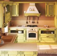 """Кухня """"Желтый лайм"""""""