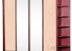 Экономия пространства со шкафами-купе