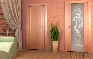 "Двери ""персик"""