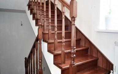 "лестница ""Горький шоколад"""